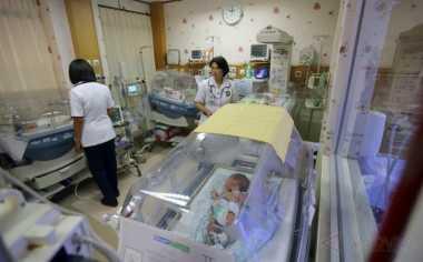 Subhanallah, Seorang Ibu di Magelang Melahirkan Bayi Kembar Empat