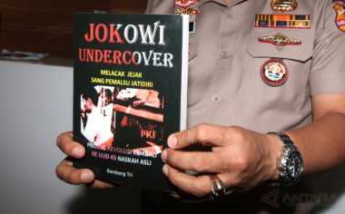 Divonis 3 Tahun Bui, Bambang Tri Penulis Buku 'Jokowi Undercover' Nyatakan Banding