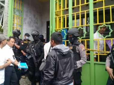 Geledah Rumah Terduga Teroris Triyono di Karanganyar, Densus 88 Amankan 10 Barang Bukti