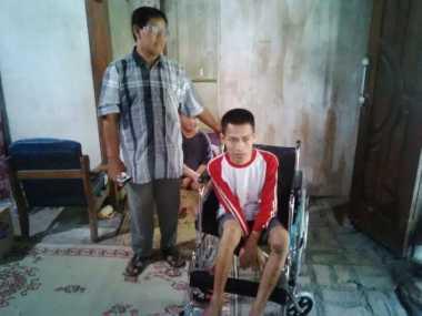 Penderita Lumpuh Layu: Terima Kasih Pak Hary Tanoe, Saya Bisa Menikmati Lagi Indahnya Dunia