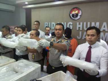 Polda Jatim Bongkar Penangkapan Benur Ilegal Senilai Rp10 Miliar