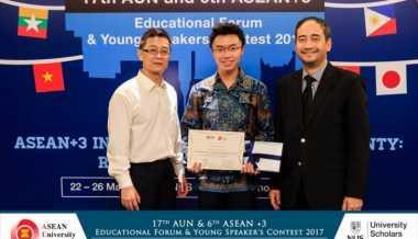 Wih, Mahasiswa Indonesia Juara Pidato se-ASEAN