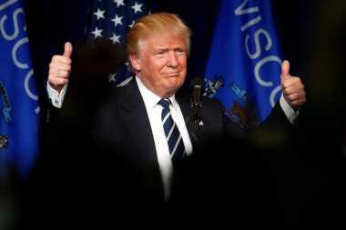 Luncurkan Rudal Balistik, Trump: Korut Tidak Menghormati China!