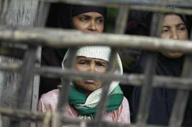 PBB Tunjuk Pengacara India Selidiki Pembantaian Rohingya di Myanmar