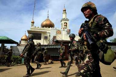 Militer Filipina Desak Militan di Marawi Menyerahkan Diri