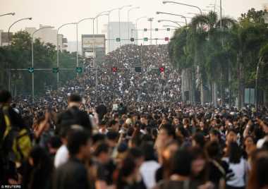 Turis Asing Disarankan Hindari Bangkok pada 25-29 Oktober, Kenapa Ya?