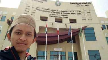 Luar Biasa! Selama Berjalan Kaki ke Makkah, Khamim Menjalankan Ibadah Puasa
