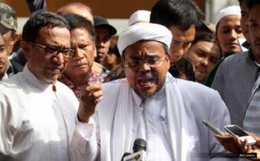 Polisi Diminta Jelaskan ke Publik soal Dua Alat Bukti dalam Penetapan Tersangka Habib Rizieq