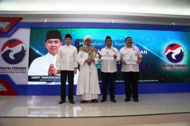 Bulan Ramadan, Hary Tanoe Berikan Bantuan Umrah kepada 10 Ustadz Berprestasi