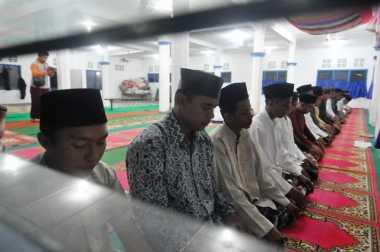 Jaga Ketenangan Ramadan, Polisi di Aceh Sebar Imbauan Ulama di Tempat Strategis