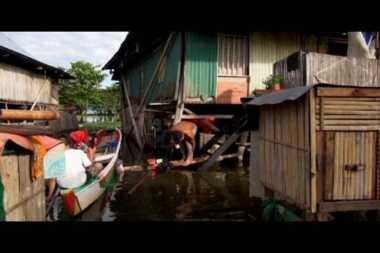 Tolong! Empat Desa di Kabupaten Wajo Terendam Banjir Satu Meter