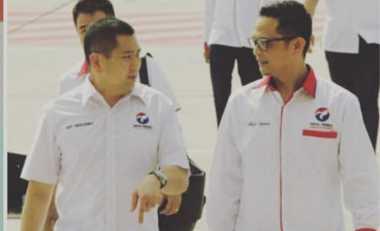 Maju Pilkada, Ketua DPW Perindo Riau Jalin Komunikasi ke Sejumlah Partai