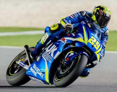 Urung Kompetitif, Iannone Ingin Suzuki Lakukan Pembenahan