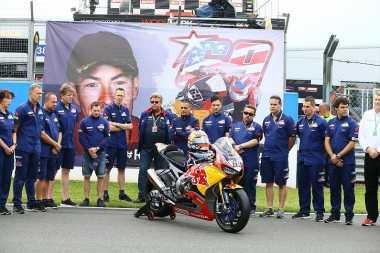 Beri Tribute pada Mendiang Nicky Hayden, Otoritas MotoGP Bakal Hadirkan Ini di Mugello