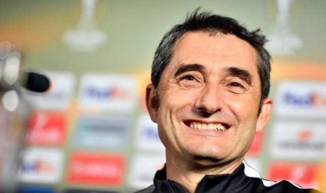 Resmi, Valverde Jadi Pelatih Baru Barcelona
