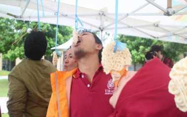 Keren, Mahasiswa Indonesia Queensland University of Technology Sukses Gelar Festival Budaya IndoFair