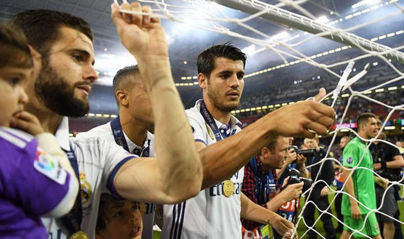 Usai Menangkan Liga Champions, Para Pemain Madrid Ini Sindir Pique