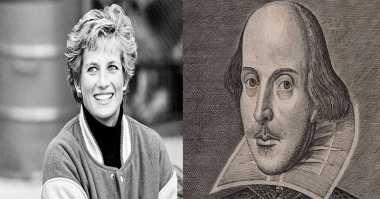 Teori Konspirasi Dunia, dari Kematian Lady Di hingga Karya Shakespeare