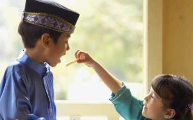 Ini Lho 3 Nilai yang Bisa Diajarkan pada Anak saat Idul Fitri