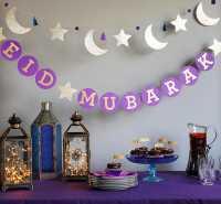 Persiapkan Dekorasi Elegan untuk Sambut Idul Fitri