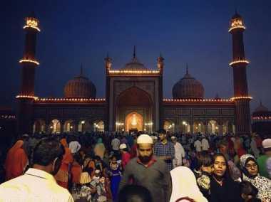5 Tradisi Idul Fitri di Negara Minoritas Islam