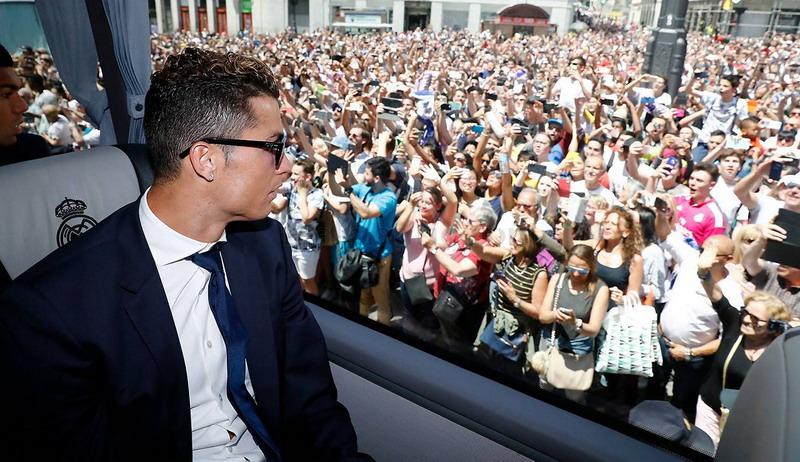 Terlibat Kasus Pajak, Cristiano Ronaldo Putuskan Angkat Kaki dari Spanyol?
