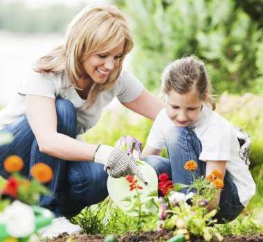 Libur Lebaran, Saatnya Ajarkan Anak tentang Peran di Rumah