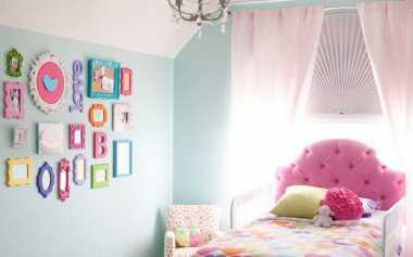Sudah Benarkah Warna Kamar si Kecil di Rumah Anda? Cek di Sini Jawabannya
