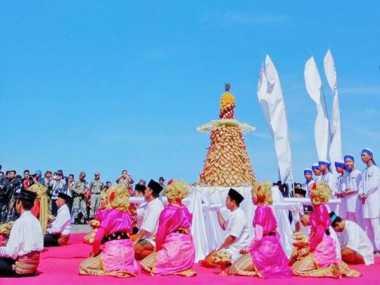 Lebaran Topat, Tradisi Idul Fitri Khas Lombok