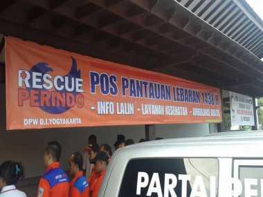 Rescue Perindo Sleman Dirikan Posko Mudik Lebaran