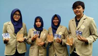 T-Tizer, Sikat Gigi Desinfektan Pertama di Indonesia Buatan Mahasiswa