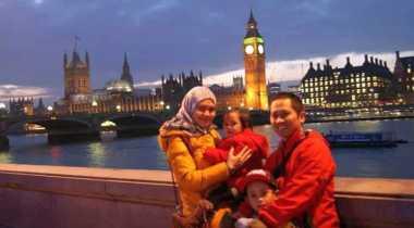 WNI Rantau di Inggris, Adaptasi Waktu hingga Bagi Tugas Masak Saat Ramadan