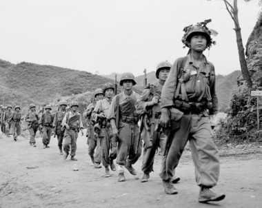 HISTORIPEDIA: Perang Korea Pecah