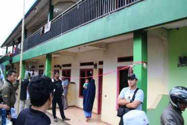 Densus 88 Geledah Kontrakan Terduga Teroris di Cianjur