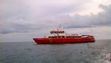 Amankan Arus Mudik di Laut NTT, Badan SAR Kupang Kerahkan 2 Kapal Patroli