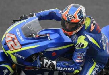 Comeback ke MotoGP 2017, Alex Rins Tak Sabar Mengaspal di Sirkuit Assen