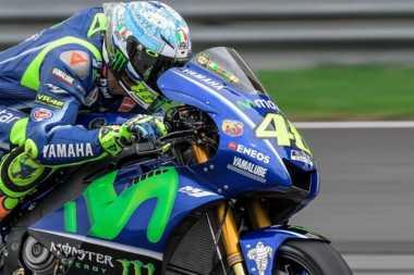 Sportpedia: Aksi Heroik Valentino Rossi di MotoGP Belanda 2007