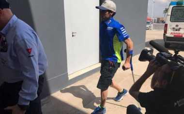 Brivio: Cedera Rins Jadi Salah Satu Penyebab Buruknya Penampilan Suzuki di MotoGP 2017