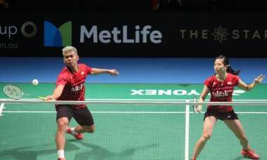 Tak Banyak Kesulitan, Praveen/Debby Mulus Maju ke Perempatfinal Australia Open 2017