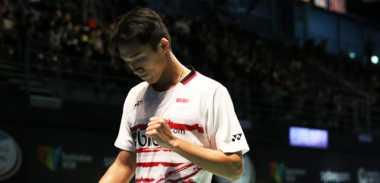Beri Perlawanan, Jonatan Christie Tetap Menyerah dari Lin Dan di Babak 16 Besar Australia Open 2017
