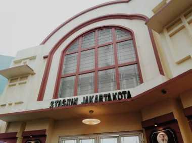 HUT JAKARTA: Menelisik Stasiun Pertama di Jakarta yang Hilang