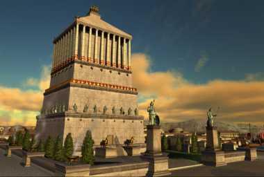 Mausoleum Halicarnassus, Makam yang Dibuat Atas Nama Cinta
