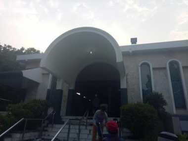 JELAJAH ISLAM: Mengulas Kisah Pembangunan Masjid Sunda Kelapa