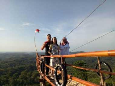 SHARE LOC: Spot Selfie di Mabed yang Tak Boleh Dilewatkan