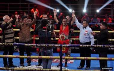 Dua Petinju Indonesia Siap Rebut Gelar WBC dan WBA di Jakarta