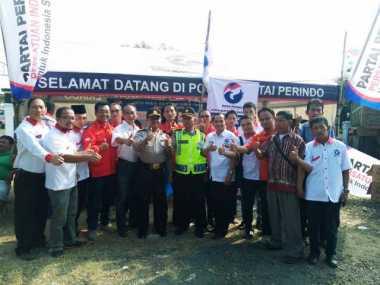 Rescue Perindo Jawa Tengah Dirikan Posko Mudik di Empat Titik