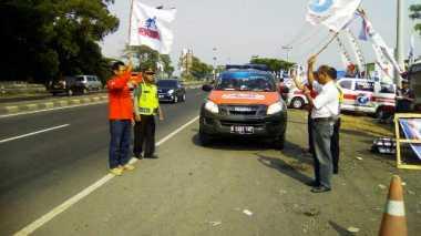 Selain Posko Mudik, Rescue Perindo Siapkan 8 Ambulans di Jalur Pantura