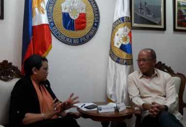 Filipina Puji Solidaritas dan Inisiatif Indonesia Prakarsai Pertemuan Trilateral