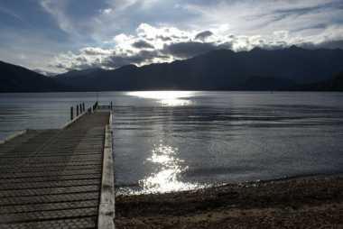 Hauroko, Danau Terdalam di Selandia Baru yang Menyimpan Mitos Lokal