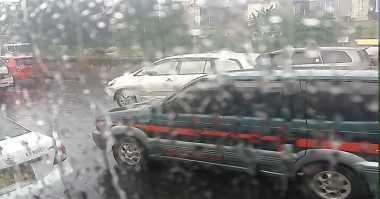 Waspadalah, Lampung Berpotensi Diguyur Hujan Deras Disertai Petir